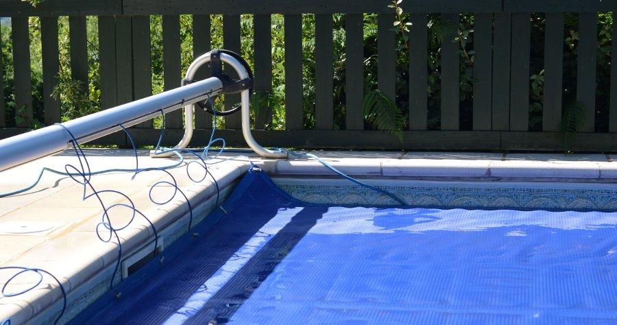 copertura per controllare l'evaporazione dell'acqua
