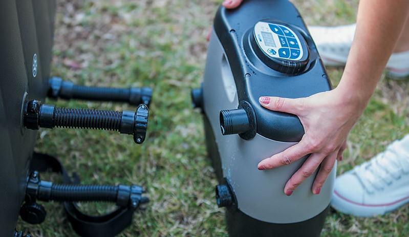 pompa per minipiscina idromassaggio