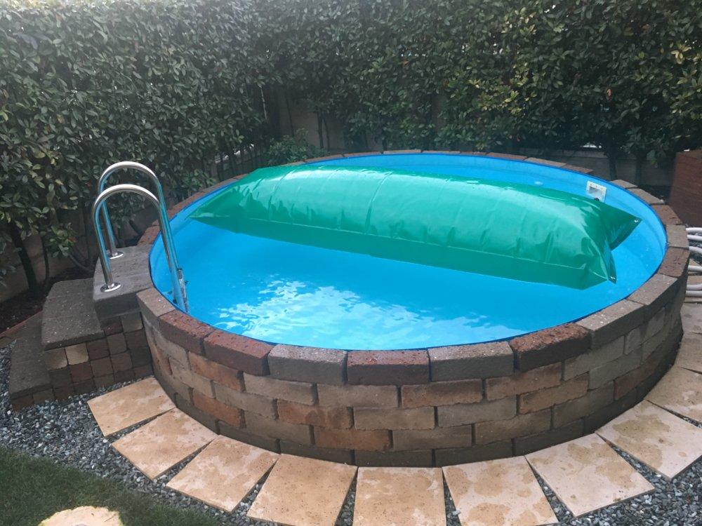 Cuscino ad aria per piscina fuori terra blog piscine - Autorizzazioni per piscine fuori terra ...
