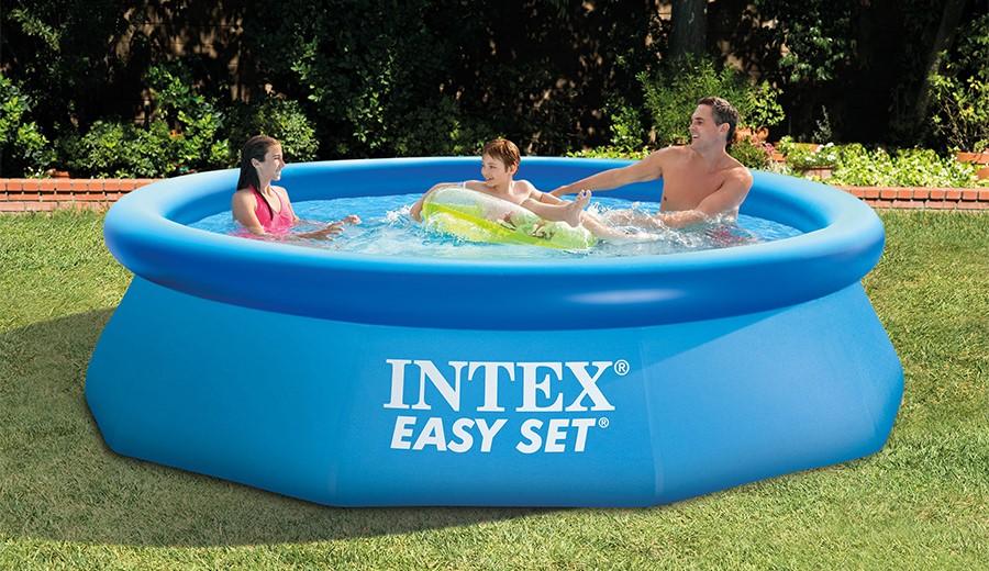 piscine gonfiabili intex fuori terra