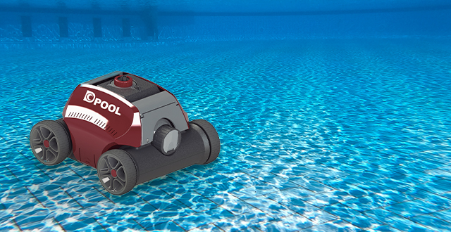 robot piscina dpool ness