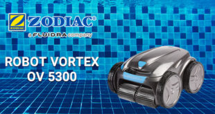 Robot Piscina ZODIAC Vortex OV 5300