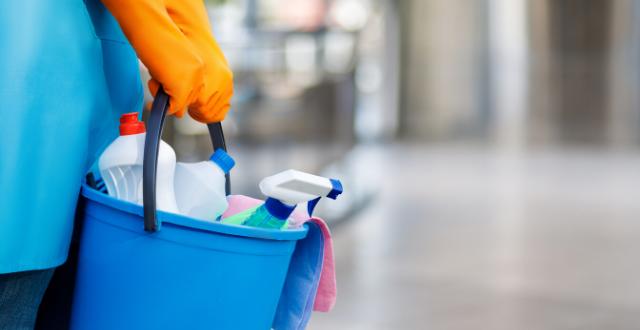 pulizia centri benessere