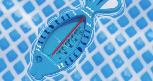riscaldare l'acqua della piscina