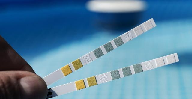 test valori acqua piscina