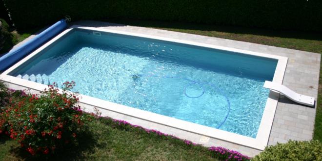 costruire piscina in pannelli