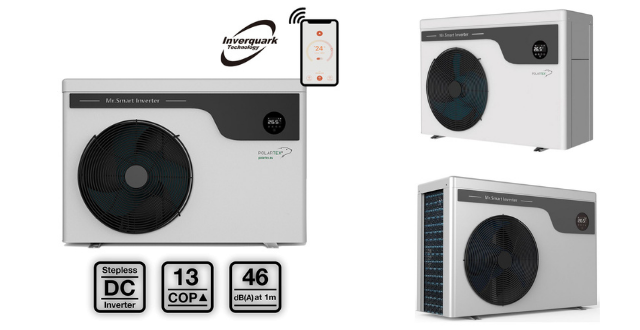 Pompe di calore Polartex Mr. SMART Inverter
