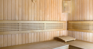 pulire una sauna