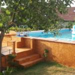 piscina da terrazzo fuori terra rivestita