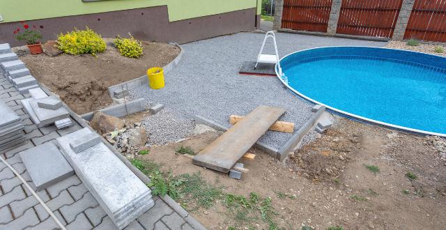 che permessi servono per costruire la piscina
