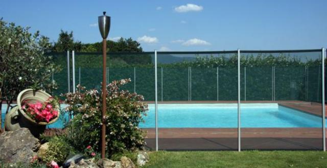 recinzione di sicurezza