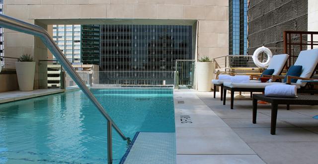 piscine di lusso dallas