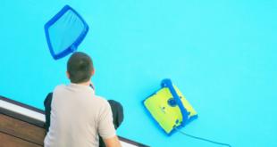 pulire fondo piscina