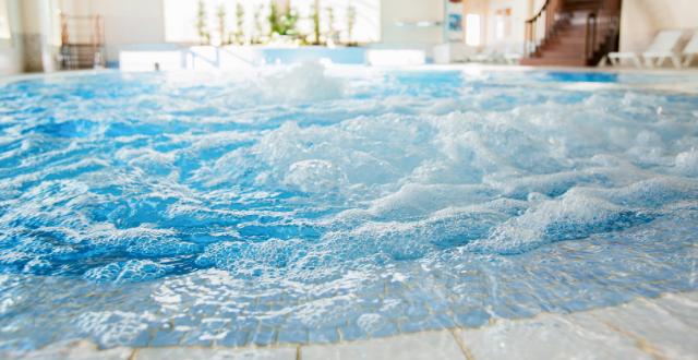 idromassaggio piscina interrata